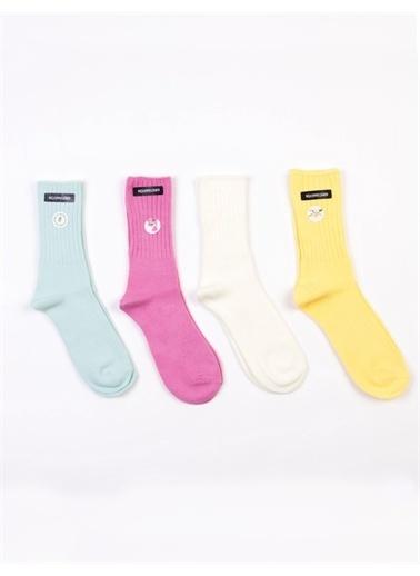 Socks&Co Çorap Beyaz